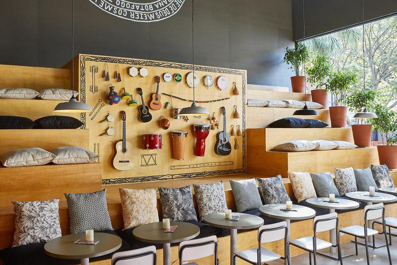 Mama Shelter Rio De Janeiro Lounge/Empfang