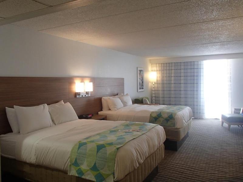 Radisson Hotel Corpus Christi Beach Wohnbeispiel