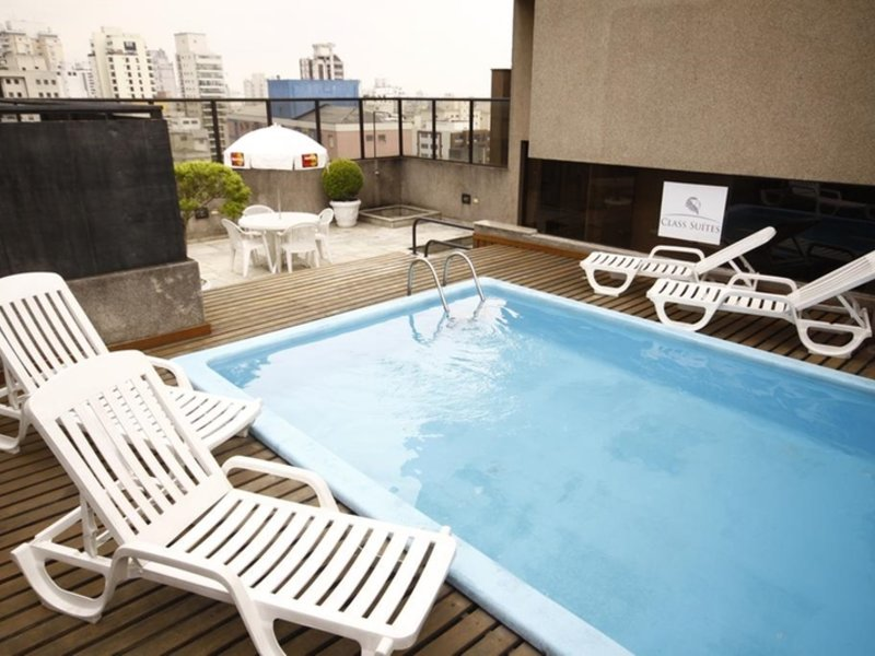 Class Suites London Flat Pool