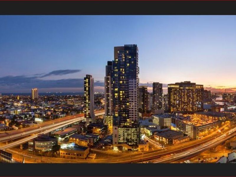 Melbourne Short Stay Apartments Southbank Collection Terrasse