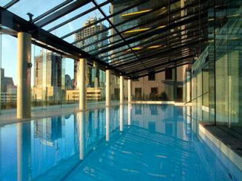 Melbourne Short Stay Apartments Southbank Collection Hallenbad