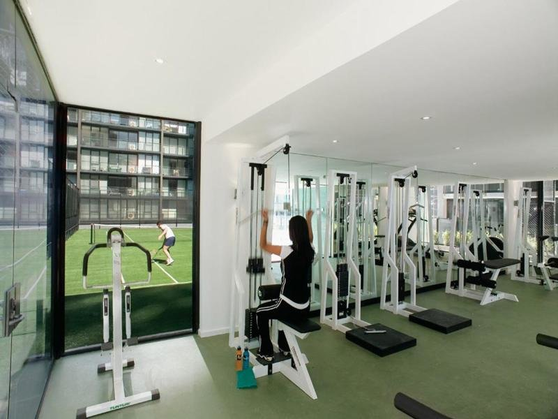 Melbourne Short Stay Apartments Southbank Collection Sport und Freizeit