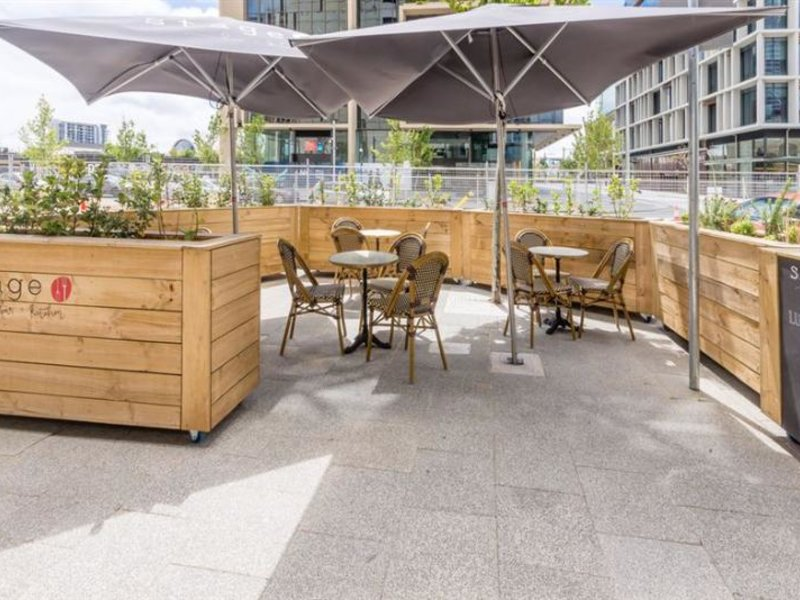 Peppers King Square Terrasse
