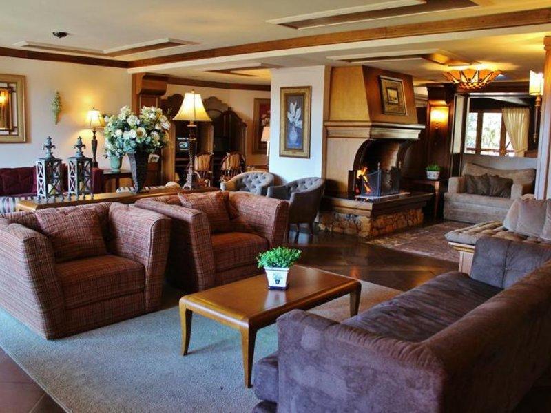 Alpestre Lounge/Empfang