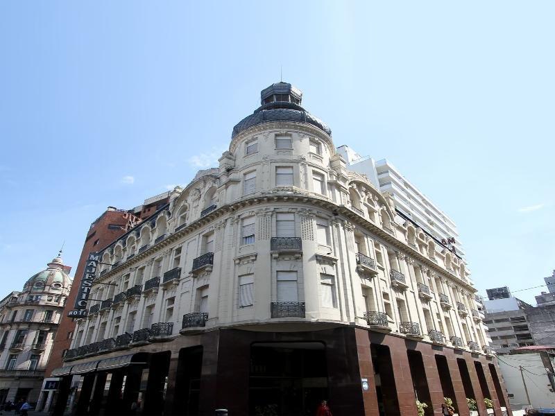 Majestic Hotel Rosario Außenaufnahme