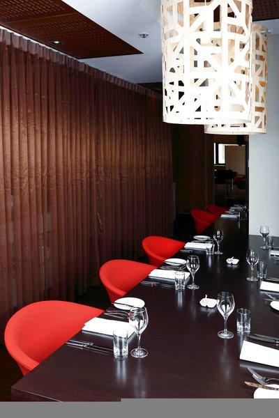 Novotel Canberra Restaurant