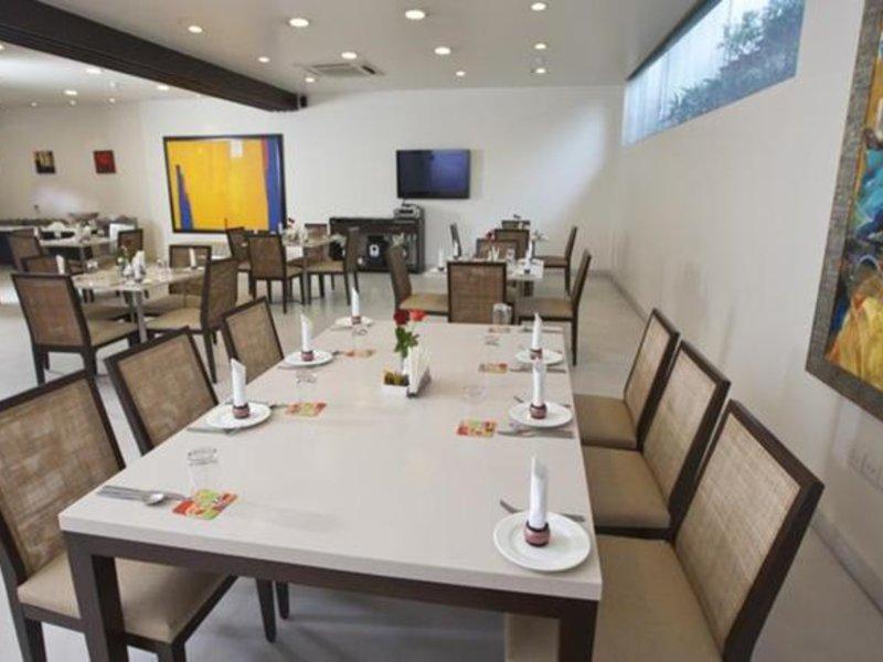 The Amber Restaurant