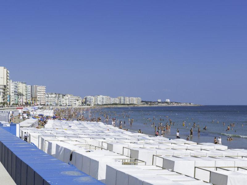 Pierre & Vacances La Baie Des Sables Strand