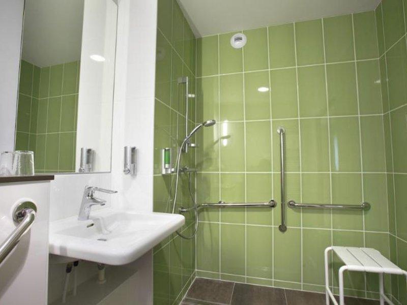Inter-Hotel L´Haut´Aile Badezimmer