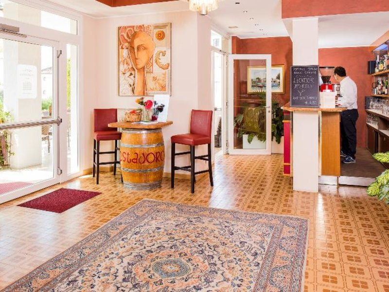 Taormina Hotel Lounge/Empfang