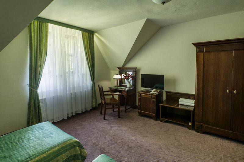 Schloss Kliczkow Wohnbeispiel