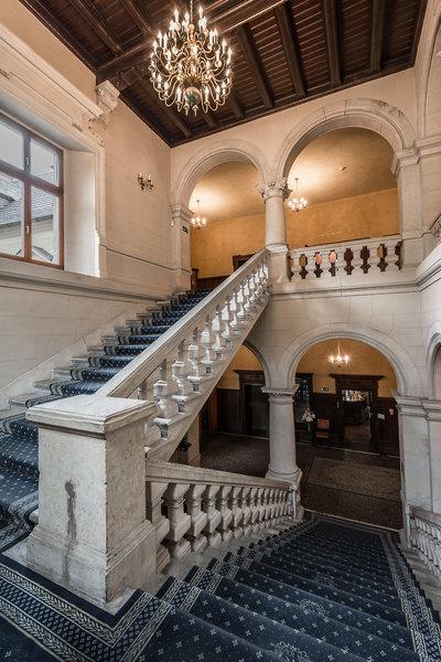 Schloss Kliczkow Lounge/Empfang
