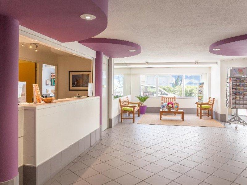 Pierre & Vacances La Baie Des Sables Lounge/Empfang