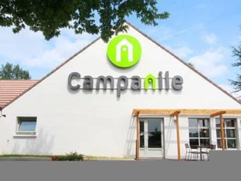 Campanile Chantilly Außenaufnahme