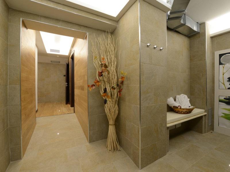 Guglielmo Boutique Hotel Wellness & Spa Badezimmer