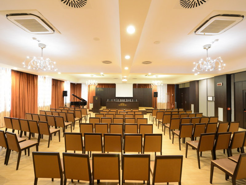 Guglielmo Boutique Hotel Wellness & Spa Konferenzraum