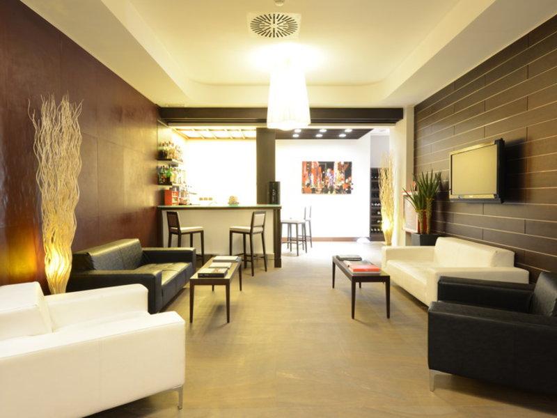 Guglielmo Boutique Hotel Wellness & Spa Lounge/Empfang