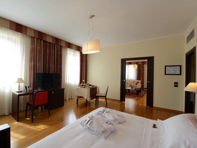 Guglielmo Boutique Hotel Wellness & Spa Wohnbeispiel
