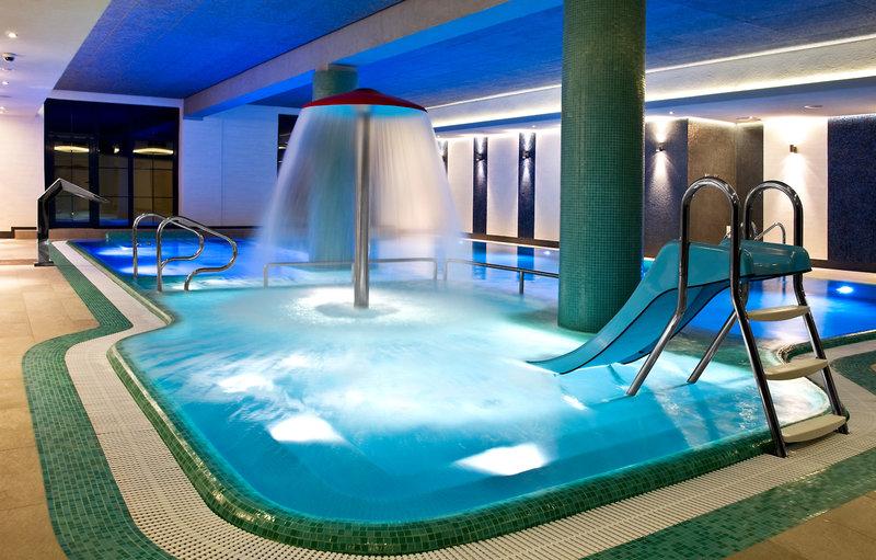 Hotel Mlyn Aqua Spa Pool
