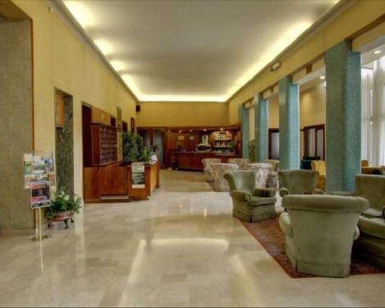 Terme Villa Piave Lounge/Empfang