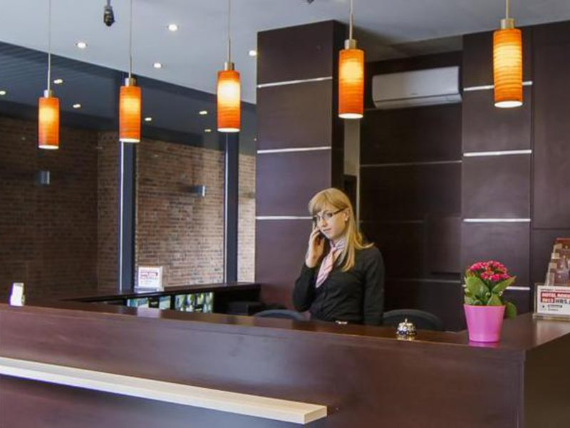 Boutique Hotel´s II Lodz Lounge/Empfang