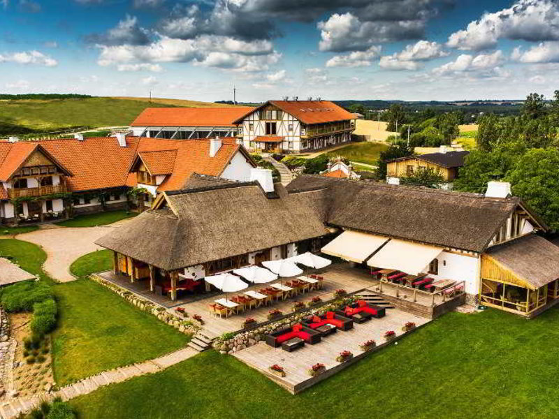 Gleboczek Vine Resort & Spa Außenaufnahme