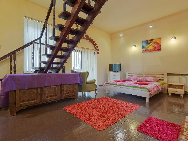 Princess Apartments Lounge/Empfang
