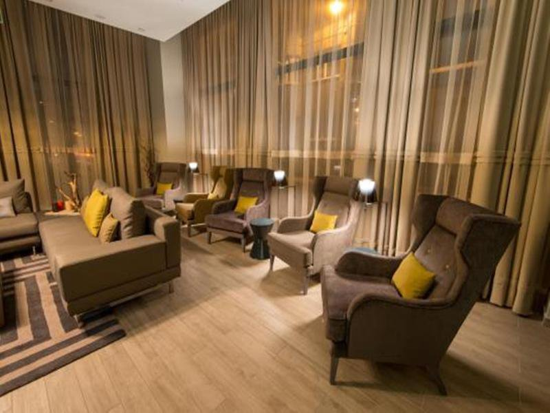 Residence Inn by Marriott Sarajevo Lounge/Empfang