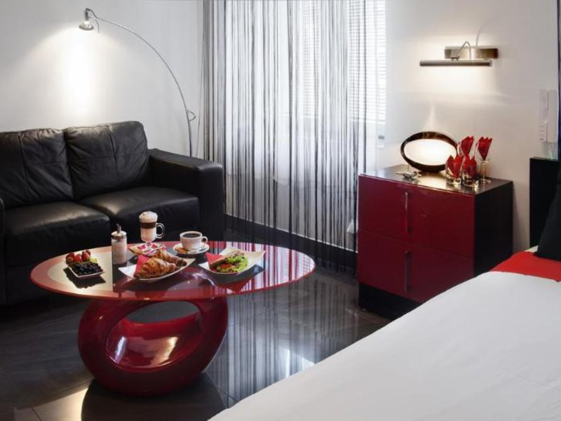 Komorowski Luxury Guest Rooms Wohnbeispiel