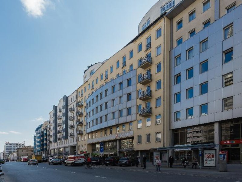 Platinum Apartments Außenaufnahme