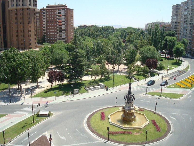 Castilla Terrasse