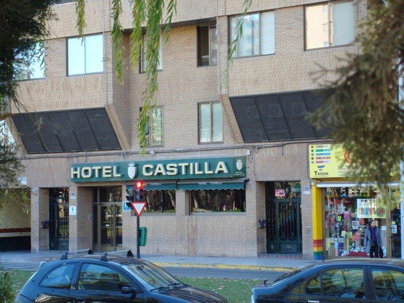 Castilla Außenaufnahme