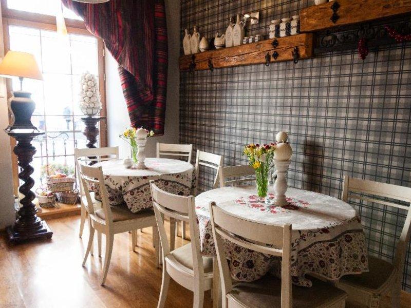 Aparthotel Oberza Sasiadow Krakow Restaurant