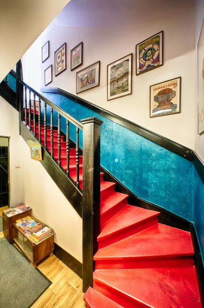 Old Town Kanonia Hostel & Apartments Lounge/Empfang