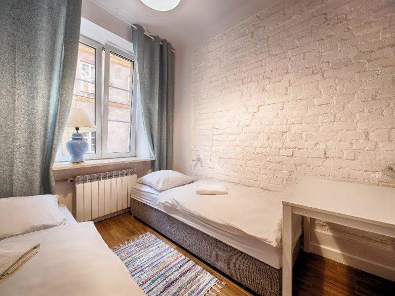 Old Town Kanonia Hostel & Apartments Wohnbeispiel