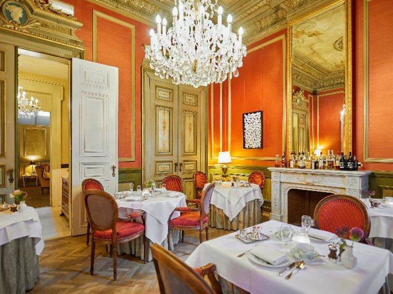 Heritage Brügge Restaurant