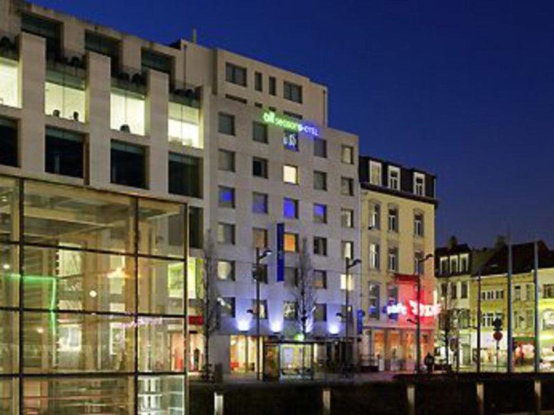 Hotel Indigo Antwerp - City Centre  Außenaufnahme
