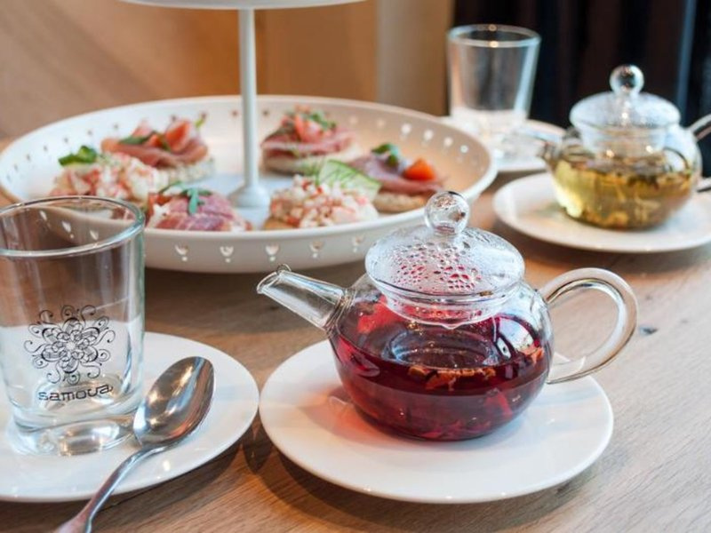 Hotel Indigo Antwerp - City Centre  Restaurant