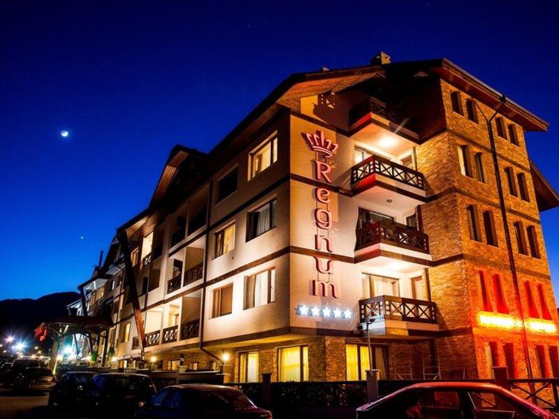 Regnum Bansko Apart Hotel & Spa Außenaufnahme