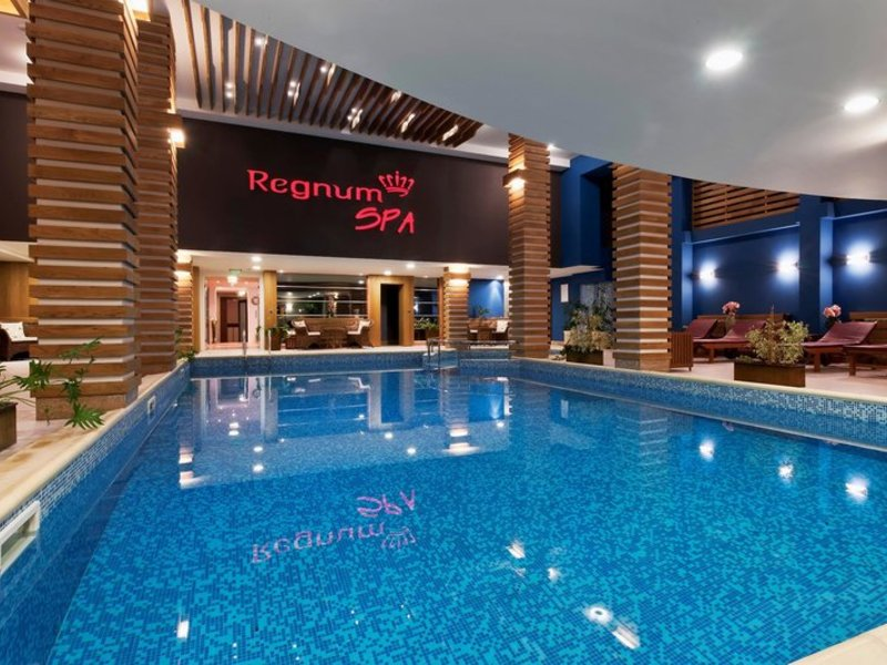 Regnum Bansko Apart Hotel & Spa Hallenbad
