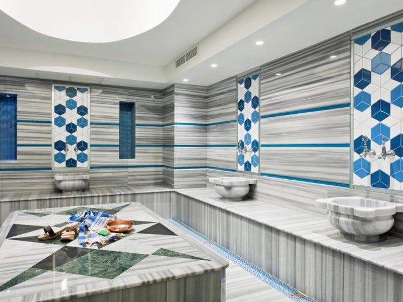 Regnum Bansko Apart Hotel & Spa Badezimmer
