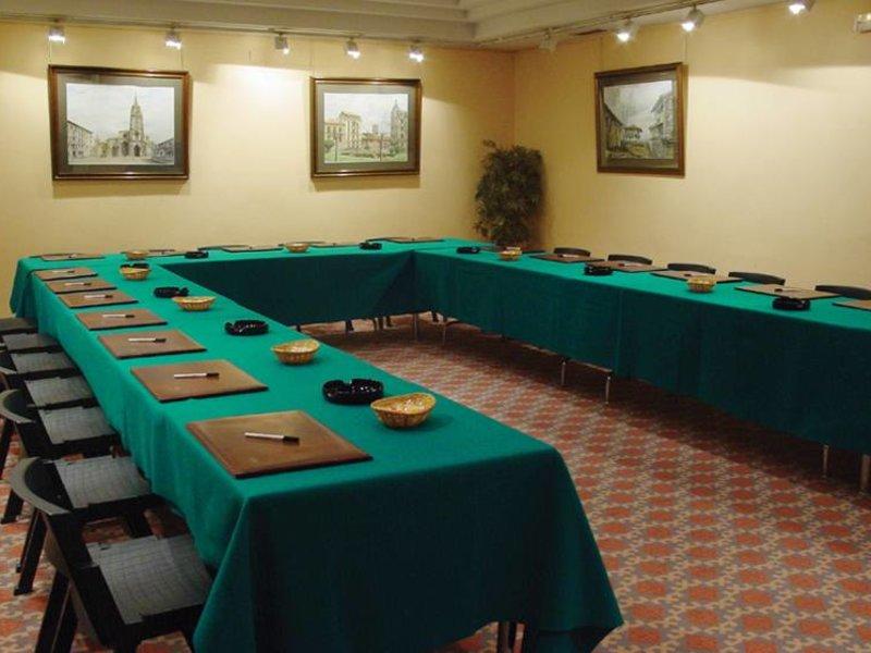 Clarin Hotel Konferenzraum