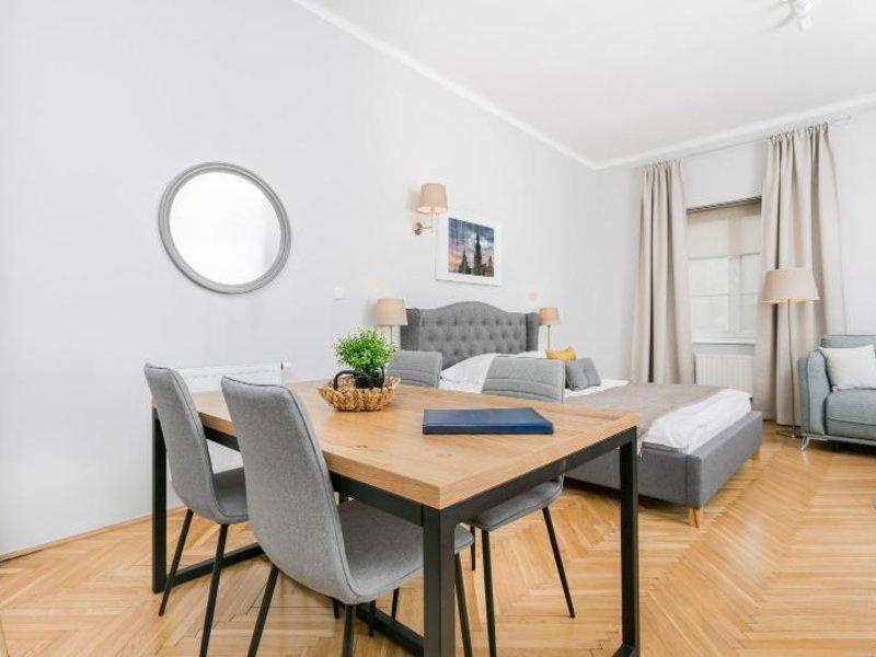 Barbican House Apartments Wohnbeispiel