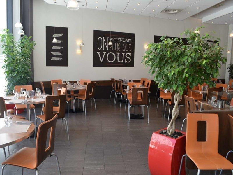 ibis Marseille Euromediterranee Restaurant