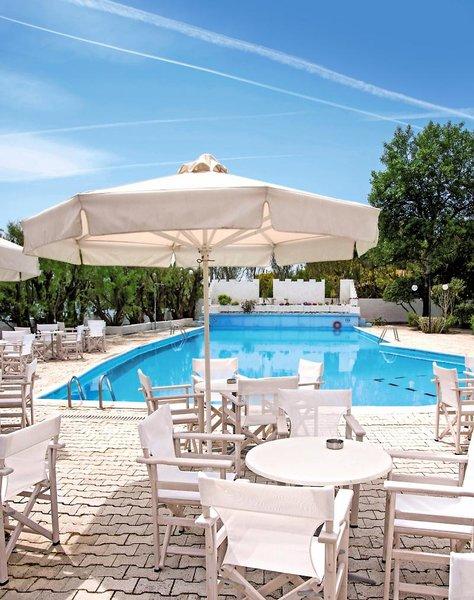 The Grove Seaside Hotel Pool