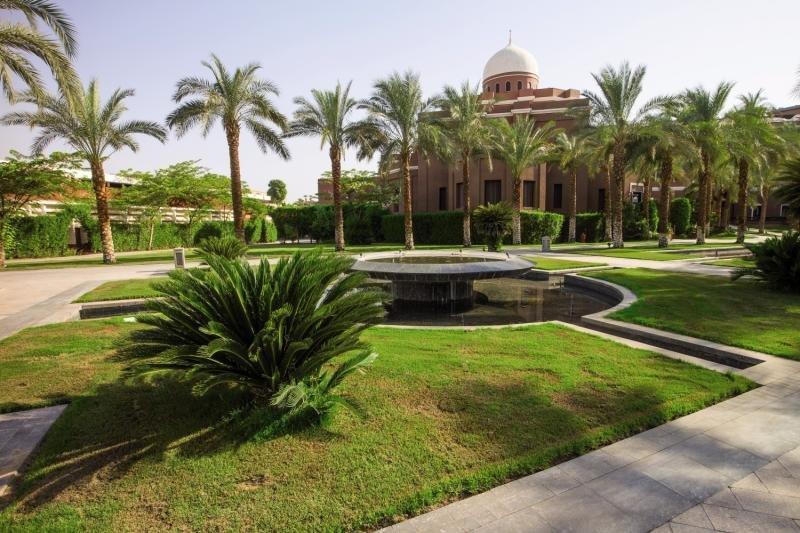 Sofitel Legend Old Cataract Aswan Garten