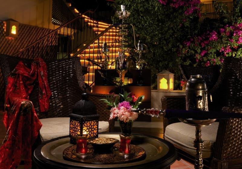 Sierra Lounge/Empfang
