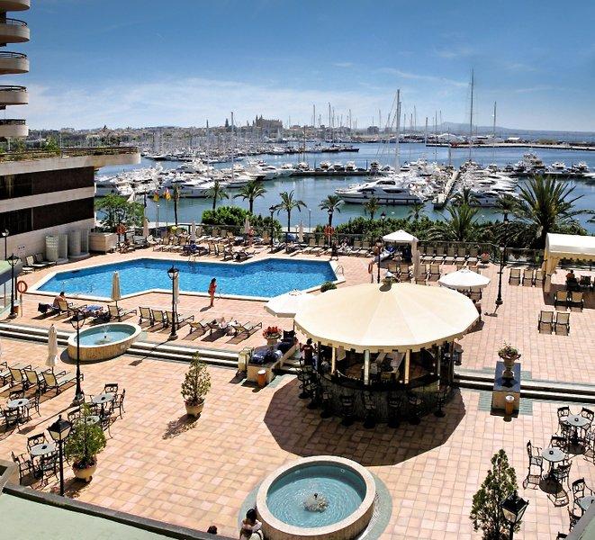 Melia Palma Marina  Pool