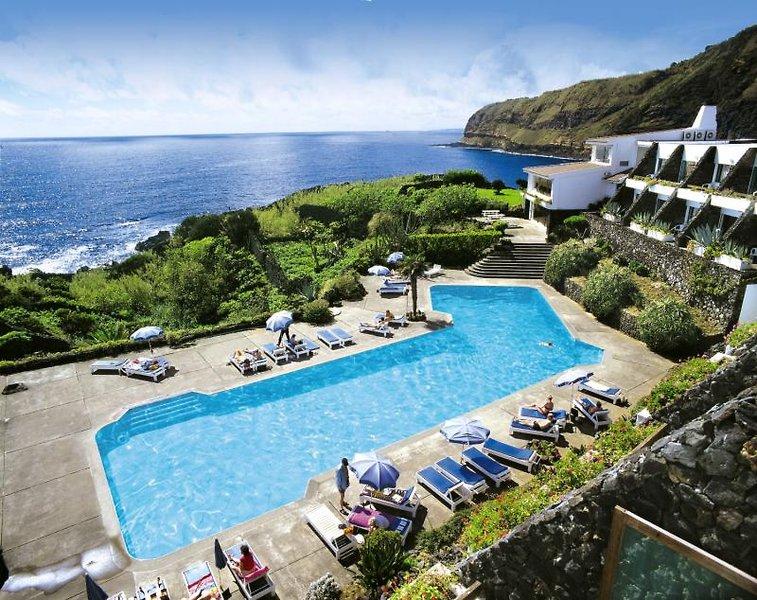 Caloura Hotel Resort Pool