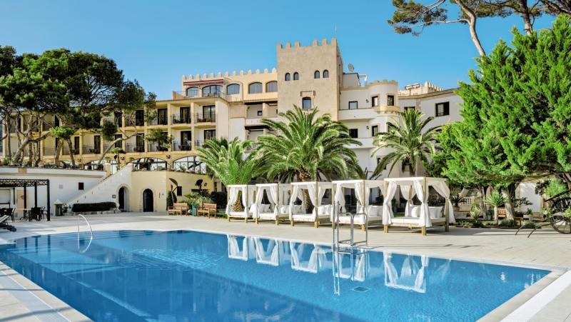 Secrets Mallorca Villamil Resort & Spa - Erwachsenenhotel Pool